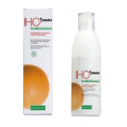 HC+ 500 Természetes helyreállító sampon száraz és zsíros korpára - 250ml