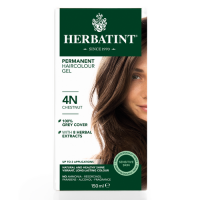 Herbatint 4N Gesztenye hajfesték - 135ml