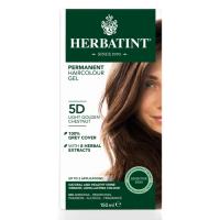 Herbatint 5D Arany világos gesztenye hajfesték - 135ml