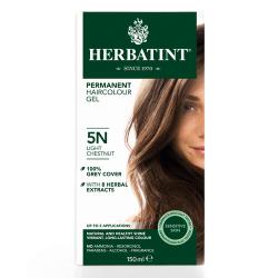 Herbatint 5N Világos gesztenye hajfesték - 135ml
